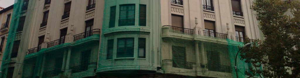 rehabilitacion fachadas mallorca